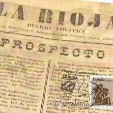 Sellos: 2009 TARJETA MÁXIMA CENTENARIO DIARIO LA RIOJA. Lote 54938654