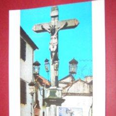 Sellos: EDIFIL 1545 - CRISTO DE LOS FAROLES - (CORDOBA) - TARJETA MAXIMA DE PRIMER DIA DE 27-9-1964. Lote 40575476