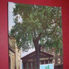 Sellos: EDIFIL 1722, ARBOL DE GUERNICA, FUNDACION DE GUERNICA (VIZCAYA), TARJETA MAXIMA PRIMER DIA 28-4-1966. Lote 40575765