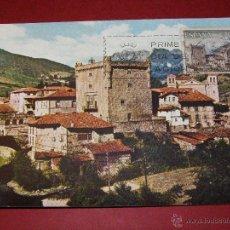 Sellos: EDIFIL 1541 - POTES (CANTABRIA) -TARJETA MAXIMA PRIMER DIA DE 14-12-1964. Lote 40576597