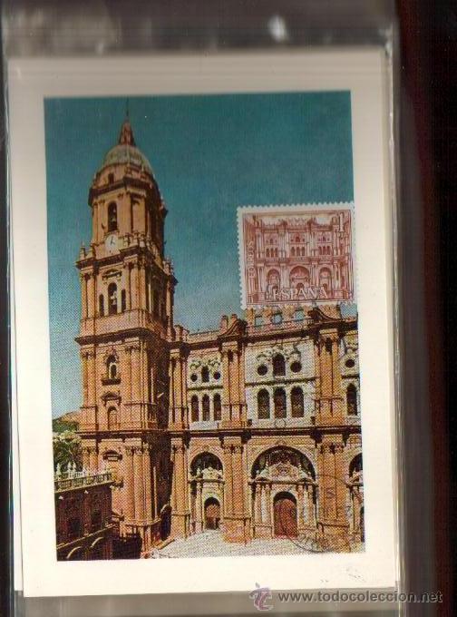 TARJETAS SERIE TURISTICA VII GRUPO 1970 COMPLETA 6 VALORES PRIMER DIA MADRID. VER FOTOS (Sellos - España - Tarjetas Máximas )