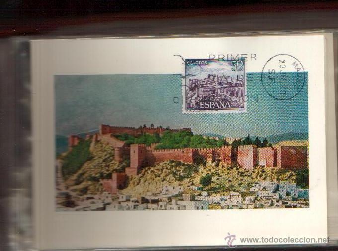 Sellos: TARJETAS SERIE TURISTICA VII GRUPO 1970 COMPLETA 6 VALORES PRIMER DIA MADRID. VER FOTOS - Foto 5 - 50372870