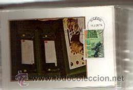 Sellos: TARJETAS SERVICIOS DE CORREOS 1976 COMPLETA 4 VALORES PRIMER DIA MADRID.VER FOTOS - Foto 4 - 50373014