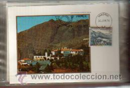 Sellos: TARJETAS SERIE TURISTICA PARADORES NACIONALES 1976 COMPLETA 6 VALORES PRIMER DIA MADRID. VER FOTOS - Foto 4 - 50385327