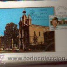Sellos: TARJETACENTENARIO DEL HOSPITAL DEL NIÑO JESUS AÑO 1979 PRIMER DIA MADRID VER FOTOS QUE NO TE FALTE . Lote 50437395