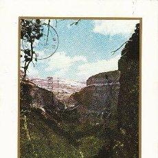 Sellos: EDIFIL 2414, PARQUE NACIONAL DE ORDESA, TARJETA MAXIMA PRIMER DIA 2-5-1977. Lote 54196261