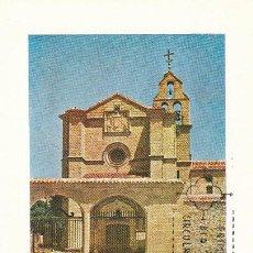 Sellos: EDIFIL 2111, MONASTERIO DE SANTO TOMAS (AVILA), TARJETA MAXIMA DE PRIMER DÍA DE 26-10-1972. Lote 54557687
