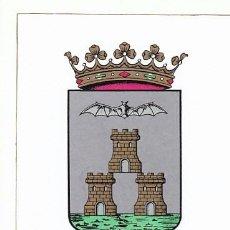 Sellos: EDIFIL 1407, ESCUDO DE ALBACETE, TARJETA MAXIMA PRIMER DIA DEL AÑO 1962. Lote 56957932