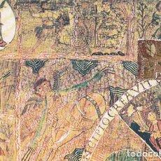 Sellos: EDIFIL 2591 A, TAPIZ DE LA CREACION, CATEDRAL DE GIRONA TARJETA MAXIMA PRIMER DIA 25-10-1980 . Lote 96777463