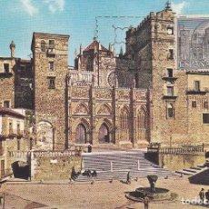 Sellos: MONASTERIO DE GUADALUPE CACERES SERIE TURISTICA 1966 (EDIFIL 1732) EN TARJETA MAXIMA PRIMER DIA. Lote 99297779