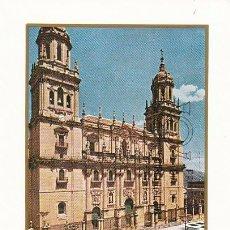 Sellos: EDIFIL 2419, CATEDRAL DE JAEN, TARJETA MAXIMA DE PRIMER DIA DE 24-6-1977. Lote 99651939