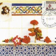 Selos: 2008 TARJETA MÁXIMA SVV ATM SAMMER GALLERY LA POSTAL PLASENCIA. Lote 102052031