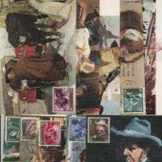 Sellos: 1566/75 AÑO 1964 - JOAQUIN SOROLLA - EN TM /TARJETA MÁXIMA PRIMER DÍA . Lote 102586795