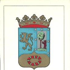 Sellos: TARJETA MÁXIMA DEL ESCUDO DE MADRID. Lote 108762683