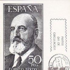 Sellos: LEONARDO TORRES QUEVEDO TRANSBORDADOR NIAGARA EUROPA 1983 (EDIFIL 2704) TM PD MATASELLOS SANTANDER.. Lote 109528383