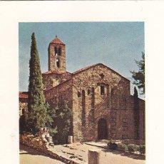 Sellos: IGLESIA SANTA MARIA TARRASA SERIE TURISTICA 1975 (EDIFIL 2271) TARJETA MAXIMA PRIMER DIA BARCELONA.. Lote 112954375