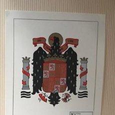 Sellos: TARJETAS MÁXIMAS. ESCUDOS CAPITALES DE PROVINCIA. MATASELLOS PRIMER DÍA MADRID. 1962-66. Lote 117922635