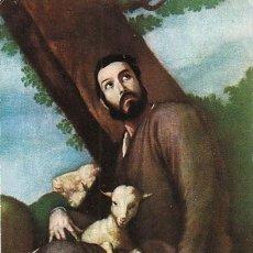 Sellos: EDIFIL 1499, RIBERA, EL ESPAÑOLETO: EL REBAÑO DE JACOB , TARJETA MAXIMA EXPOSICION 24-3-1963. Lote 205711801