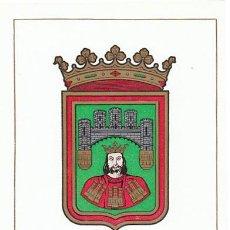 Sellos: EDIFIL 1414, ESCUDO DE BURGOS, TARJETA MAXIMA PRIMER DIA DEL AÑO 1962. Lote 188541672