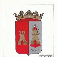 Sellos: EDIFIL 1410, ESCUDO DE AVILA, TARJETA MAXIMA PRIMER DIA DEL AÑO 1962. Lote 188541015