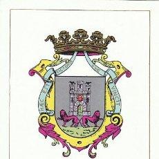 Sellos: EDIFIL 1406, ESCUDO DE ALAVA, TARJETA MAXIMA PRIMER DIA DEL AÑO 1962. Lote 121249647