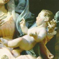 Sellos: TARJETA MÁXIMA DEL NIÑO JESUS DEL BELEN NAPOLITANO DE SANTO DOMINGO DE LA CALZADA EN LA RIOJA . Lote 137117062