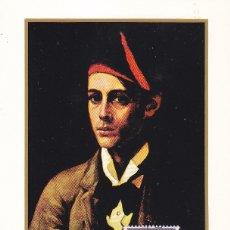 Selos: JACINTO VERDAGUER PERSONAJES ESPAÑOLES 1977 (EDIFIL 2398) TARJETA MAXIMA PRIMER DIA BARCELONA. MPM.. Lote 175460747