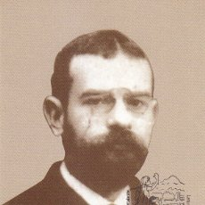 Sellos: LEOPOLDO ALAS CLARIN LITERATURA ESPAÑOLA 2001 (EDIFIL 3802) EN TM PD MATASELLOS OVIEDO (ASTURIAS).. Lote 180329488