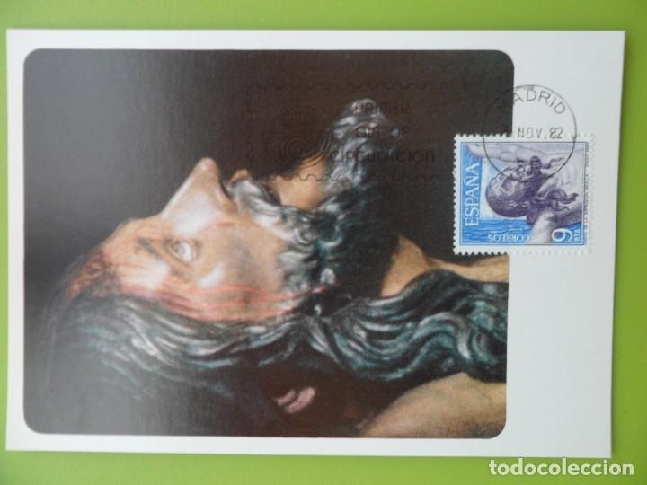 Sellos: 1982-TARJETAS MAXIMAS-SERIE COMPLETA-PAISAJES Y MONUMENTOS-(5 TARJETAS) - Foto 3 - 182669793