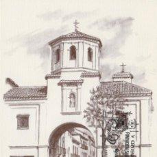 Sellos: 1991 ED 3109 GRANADA 92 , V CENTENARIO SANTA FE MAT MADRID PRIMER DIA -TM/TARJETA MÁXIMA. Lote 187545461