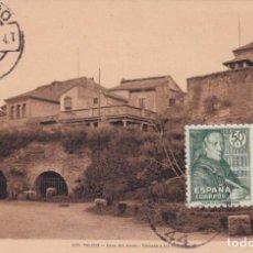 Sellos: RELIGION PADRE BENITO J FEIJOO 1947 (EDIFIL 1011) EN BONITA Y RARA TM PD CON MATASELLOS TOLEDO.. Lote 206555475