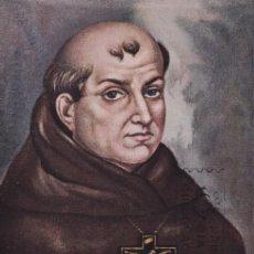 Sellos: FRAY JUNIPERO SERRA FORJADORES DE AMERICA 1963 (EDIFIL 1526-1530) EN TARJETA MAXIMA PRIMER DIA. MPM.. Lote 206560118