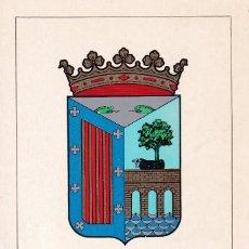 Sellos: ESCUDO DE SALAMANCA 1965 MATASELLOS MADRID (EDIFIL 1635) EN TARJETA MAXIMA PRIMER DIA. MPM.. Lote 206560587