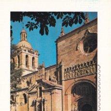 Sellos: CATEDRAL DE CIUDAD RODRIGO SALAMANCA PAISAJES Y MONUMENTOS 1986 (EDIFIL 2836) EN TM PRIMER DIA.. Lote 217890165