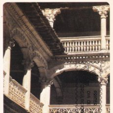 Sellos: MONASTERIO DE LUPIANA GUADALAJARA PAISAJES Y MONUMENTOS 1986 (EDIFIL 2835) TARJETA MAXIMA PRIMER DIA. Lote 217890302