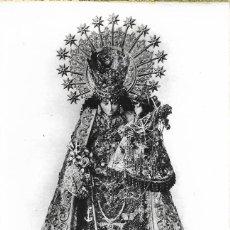 Sellos: RELIGION AÑO MARIANO 1954 VIRGEN DESAMPARADOS VALENCIA (EDIFIL 1134) RARA TM MATASELLOS VALENCIA MPM. Lote 221775057