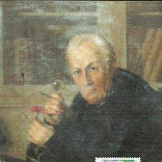 Timbres: TARJETA MÁXIMA ESPAÑA DE JOSÉ CELESTINO MUTIS EDIFIL 3268 - PERSONAJES-. Lote 226135293