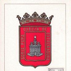 Sellos: ESCUDO DE SORIA 1965 MATASELLOS MADRID (EDIFIL 1639) EN TARJETA MAXIMA PRIMER DIA. MPM.. Lote 226367305