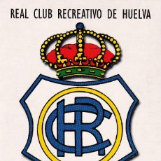 Sellos: FUTBOL REAL CLUB RECREATIVO DE HUELVA DEPORTES 1999 (EDIFIL 3644) EN TM PD MATASELLOS HUELVA. RARA.. Lote 227847875