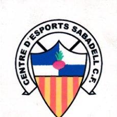 Sellos: DEPORTES FUTBOL CENTENARIO CENTRE D'ESPORTS SABADELL FC 2003 (EDIFIL 3993) TM PD MATASELLOS SABADELL. Lote 218585180