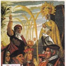 Sellos: BIMILENARIO DE ELCHE CENTENARIOS 1997 (EDIFIL 3499) TM PRIMER DIA MATASELLOS ELCHE (ALICANTE). RARA.. Lote 194954770