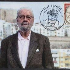 Selos: TARJETA MÁXIMA - DIRECTOR DE CINE: LUIS GARCÍA BERLANGA VALENCIA 2011. Lote 233701110