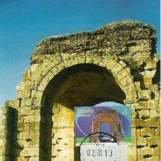 Selos: ARCO ROMANO DE CAPARRA. OLIVA DE PLASENCIA.. Lote 234101370