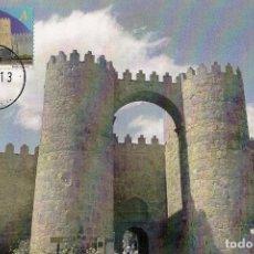 Selos: PUERTA DEL ALCÁZAR. MURALLA DE ÁVILA. PATRIMONIO HUMANIDAD. Lote 234106675