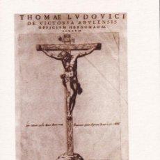Sellos: TOMAS LUIS DE VICTORIA AÑO EUROPEO DE LA MUSICA 1985 (EDIFIL 2804) RARA TM TORROELLA MONTGRI GERONA.. Lote 243990065