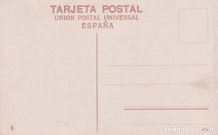Sellos: PRO UNION IBEROAMERICANA AEREO 1930 LOS REYES Y COLON (EDIFIL 591) TM PD MATASELLOS MADRID. MUY RARA - Foto 2 - 253108255