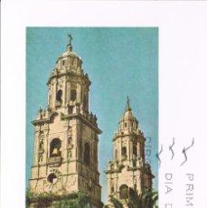 Sellos: EDIFIL Nº 2000, CATEDRAL DE MORELLA (MEJICO), TARJETA MAXIMA DE PRIMER DIA DE 12-10-1970. Lote 257471925