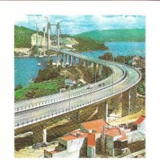 Sellos: PUENTE DE RANDE SOBRE LA RIA DE VIGO PONTEVEDRA CORREO AEREO 1981 (EDIFIL 2636) TM MATASELLOS VIGO.. Lote 262382605