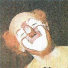 "Sellos: 1997. MÁXIMA/MAXIMUM CARD. EDIFIL 3489. JOSEP ANDREU ""CHARLIE RIVEL"". MAT. PD. CUBELLES (BARCELONA).. Lote 268743449"