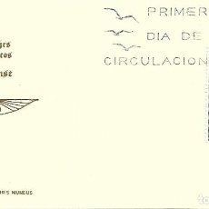 Sellos: TRAJE DE ORENSE TRAJES TIPICOS ESPAÑOLES 1969 (EDIFIL 1908) EN TARJETA MAXIMA PRIMER DIA DE IM.. Lote 278922008